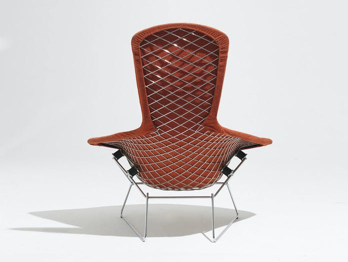 Knoll Harry Bertoia Bird Chair Back