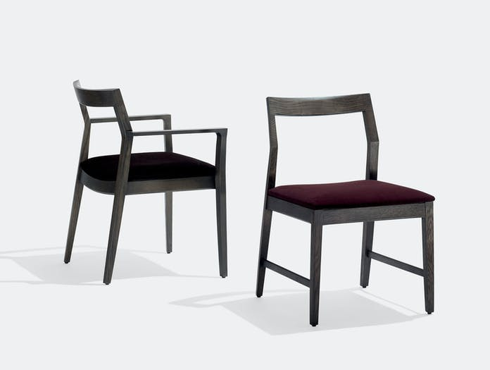 Knoll Krusin Side Chairs