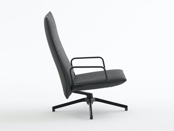 Knoll Pilot Lounge Chair 2 Edward Barber Jay Osgerby