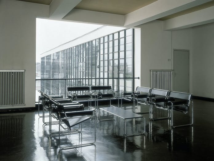 Knoll Wassily Chairs Bauhaus