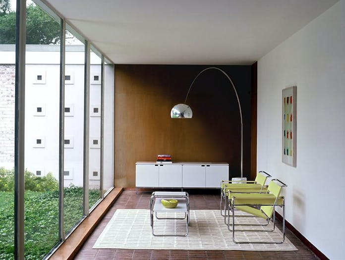 Knoll Wassily Chairs Yellow