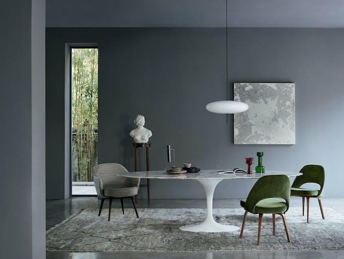 Knoll Saarinen Table In Situ