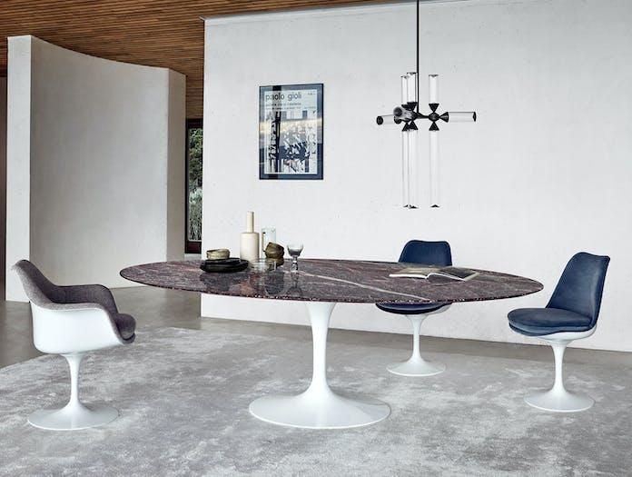 Knoll Saarinen Table Insitu2