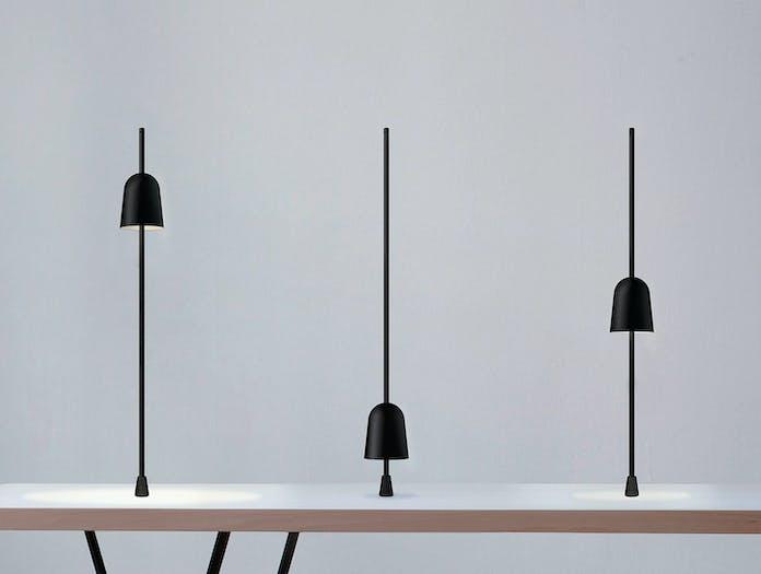 Luceplan Ascent Table Lamp Dimming Daniel Rybakken