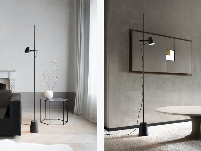 Luceplan Counterbalance Floor Light Int Daniel Rybakken