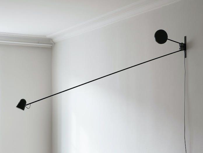 Luceplan Counterbalance Wall Light Daniel Rybakken