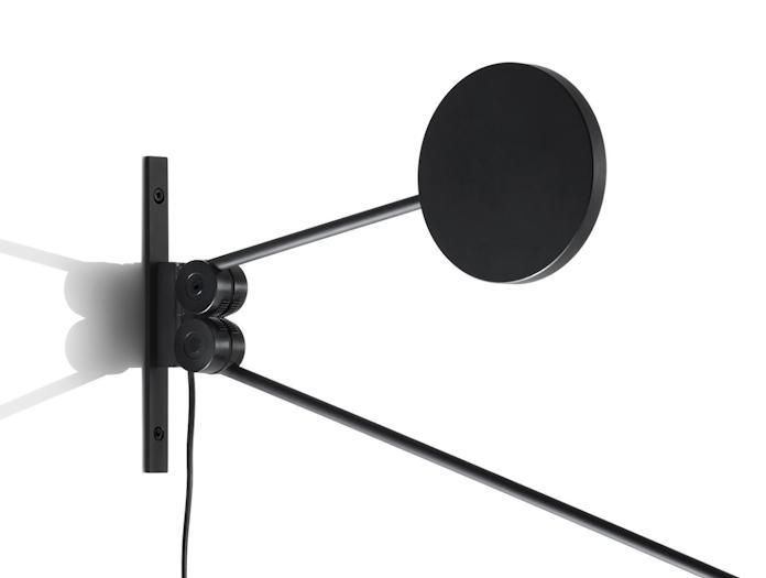 Luceplan Counterbalance Wall Light Counterweight Detail Daniel Rybakken