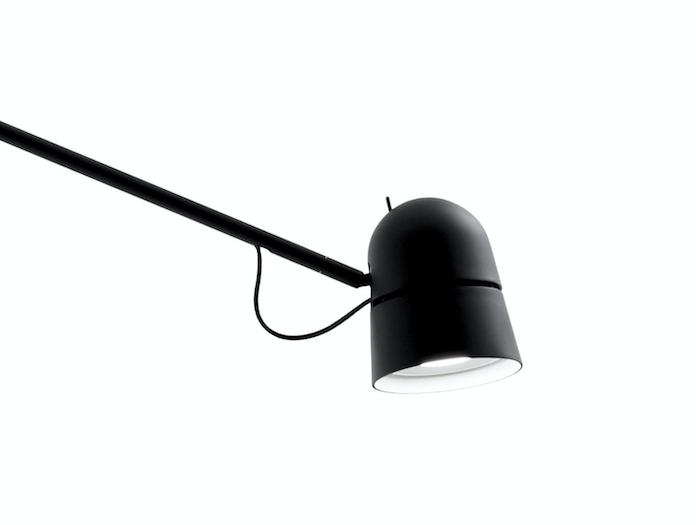 Luceplan Counterbalance Wall Light Head Detail Daniel Rybakken