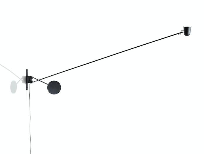Luceplan Counterbalance Wall Light Uplighting Daniel Rybakken