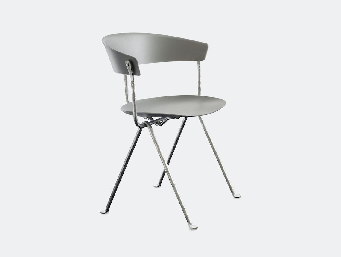 Magis Officina Chair Metallised Ronan And Erwan Bouroullec