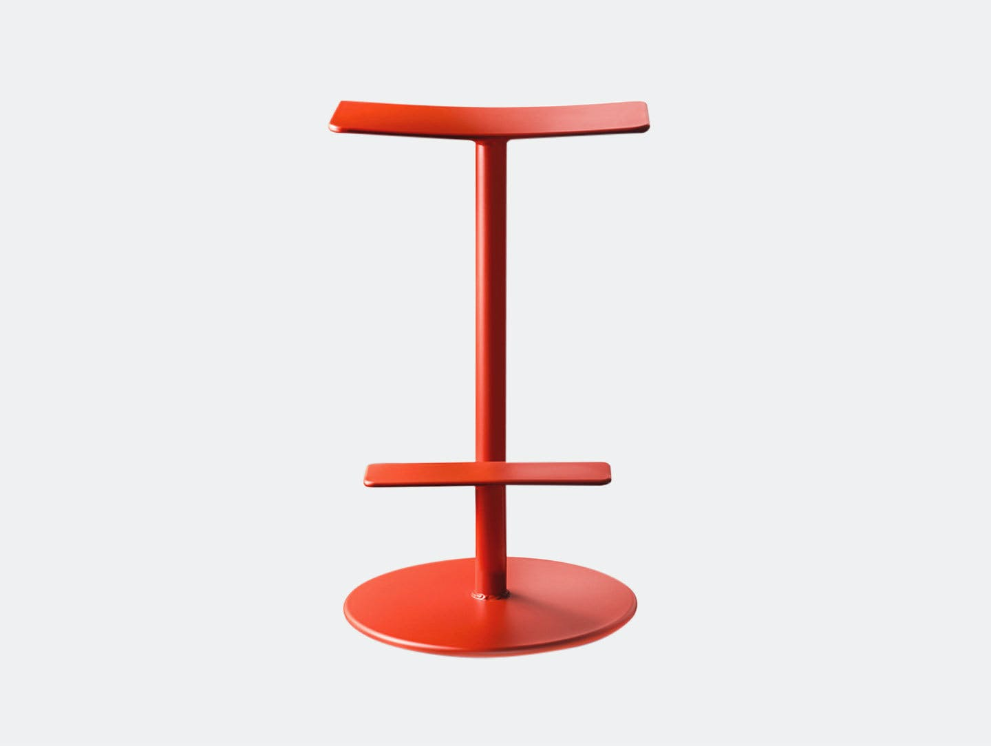 Magis Sequoia Stool Red Anderssen Voll