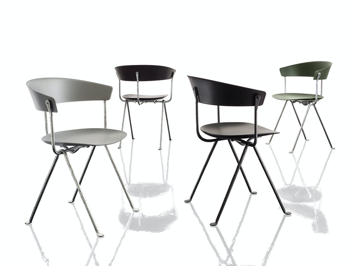 Magis Officina Chair Group Ronan And Erwan Bouroullec