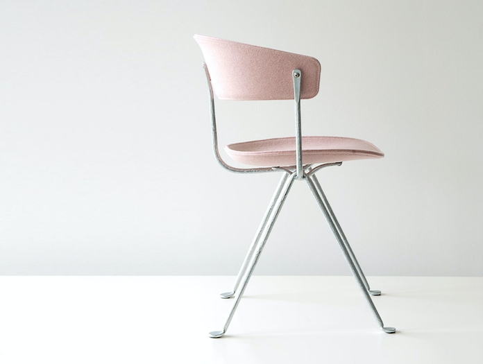 Magis Officina Chair Upholstered Ronan And Erwan Bouroullec