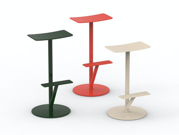 Magis Sequoia Stool Group 3 Anderssen Voll