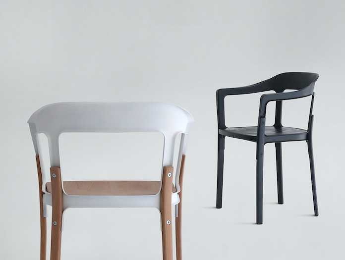 Magis Steelwood Chairs Ronan And Erwan Bouroullec