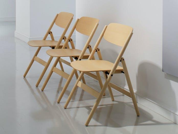 Maruni HIROSHIMA folding chairs 010