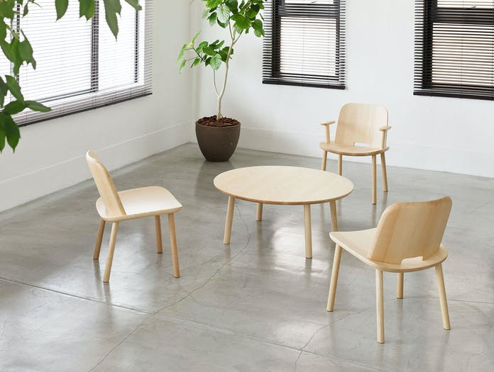 Maruni fugu lounge chairs 2