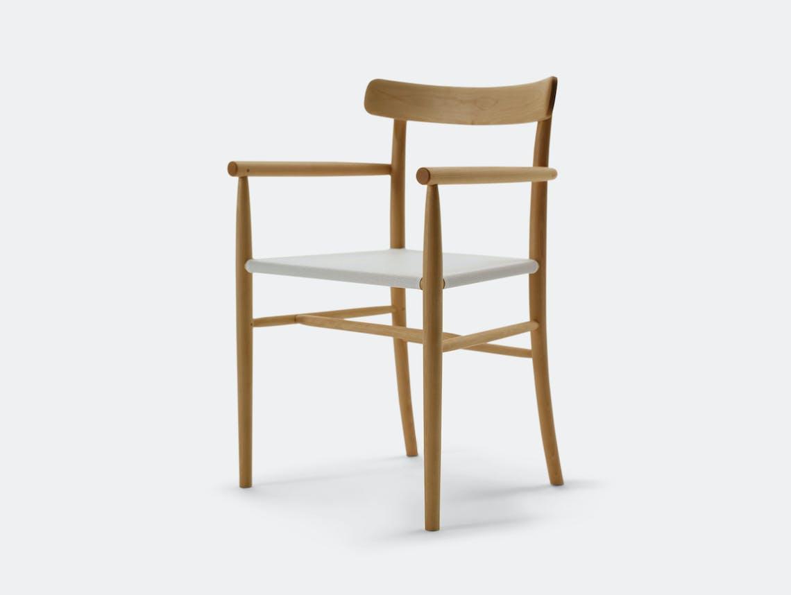 Maruni Lightwood Armchair 2 Jasper Morrison