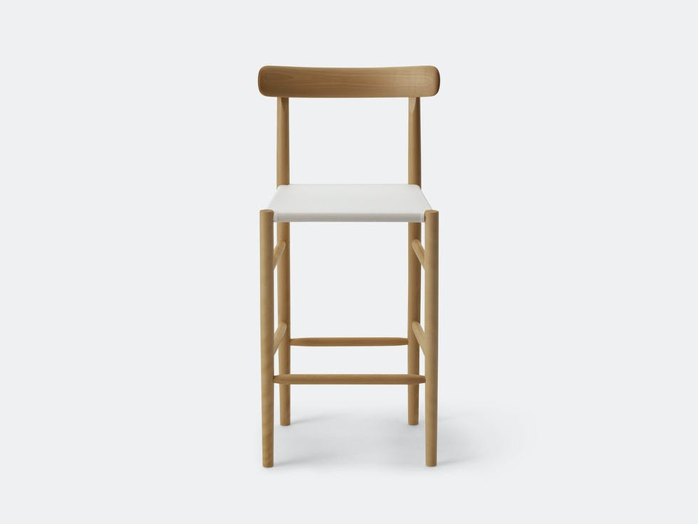 Lightwood Stool image
