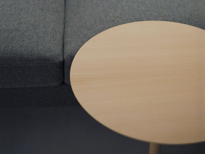 Maruni Hiroshima Side Table Beech Detail Naoto Fukasawa