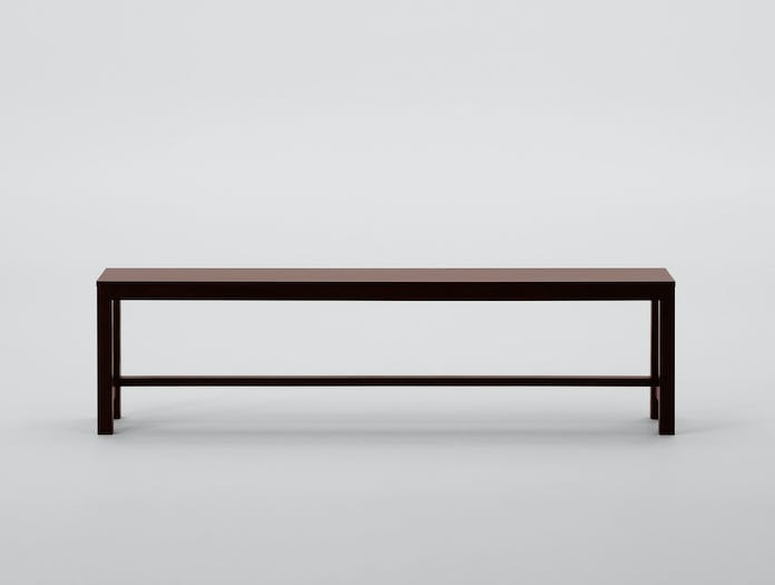 Maruni Asian Bench Oak 2