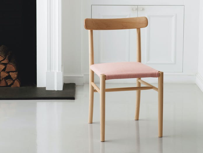 Maruni Lightwood Chair Maple