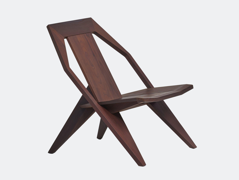 Mattiazzi medici outdoor lounge chair