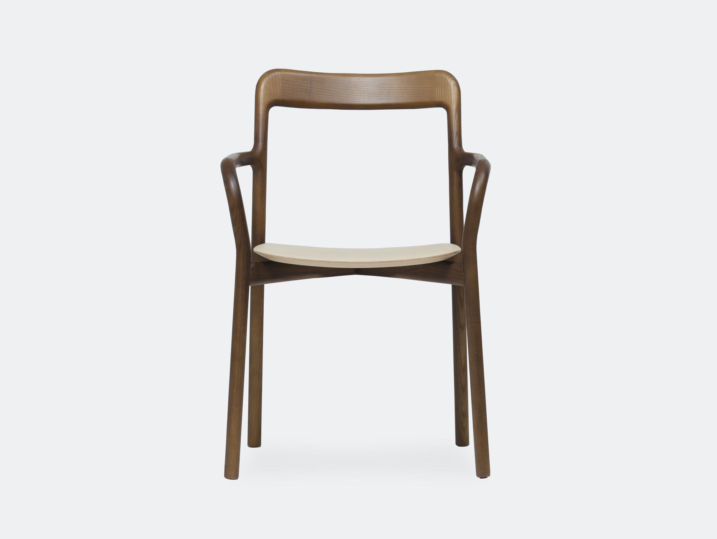 Mattiazzi Branca Chair brown Sam Hecht Kim Colin