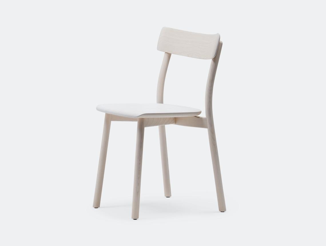 Mattiazzi Chiaro Chair White Ash Leon Ransmeier