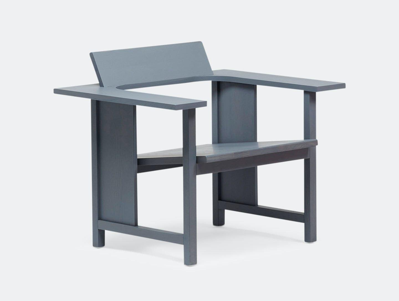 Mattiazzi Clerici Lounge Chair Grey Konstantin Grcic