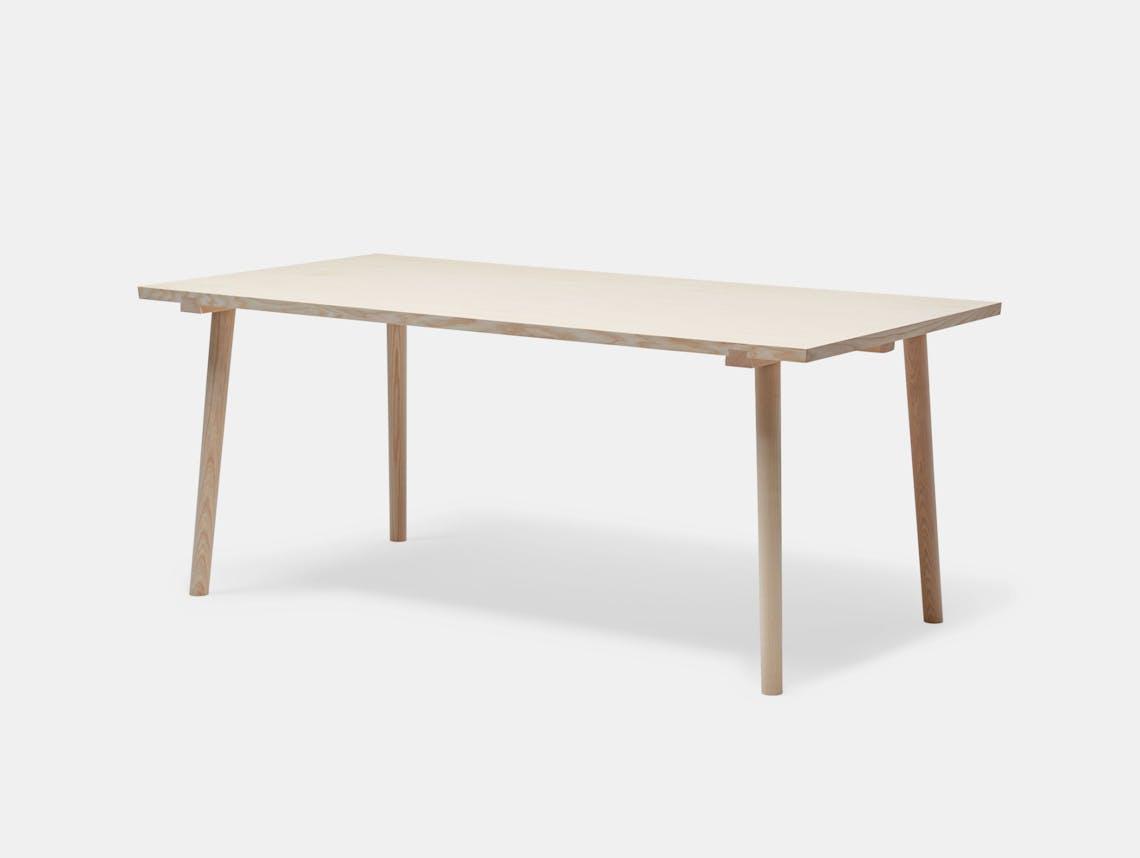Mattiazzi Facile Table Lambl Homburger Meyer