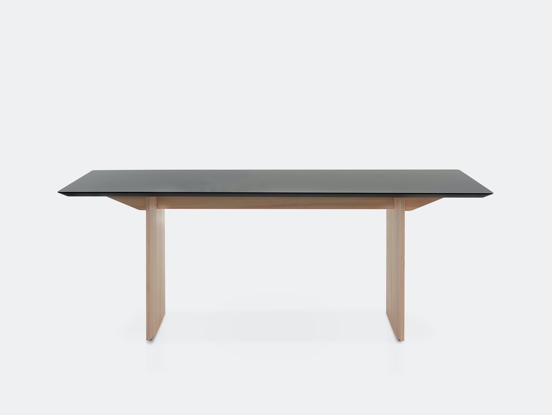 Mattiazzi fronda table black pine 200 ct