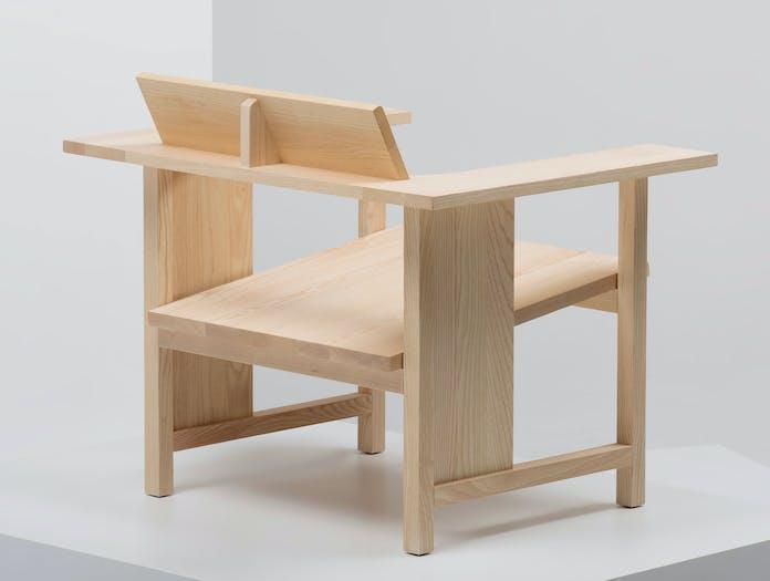 Mattiazzi Clerici Lounge Chair Back Konstantin Grcic