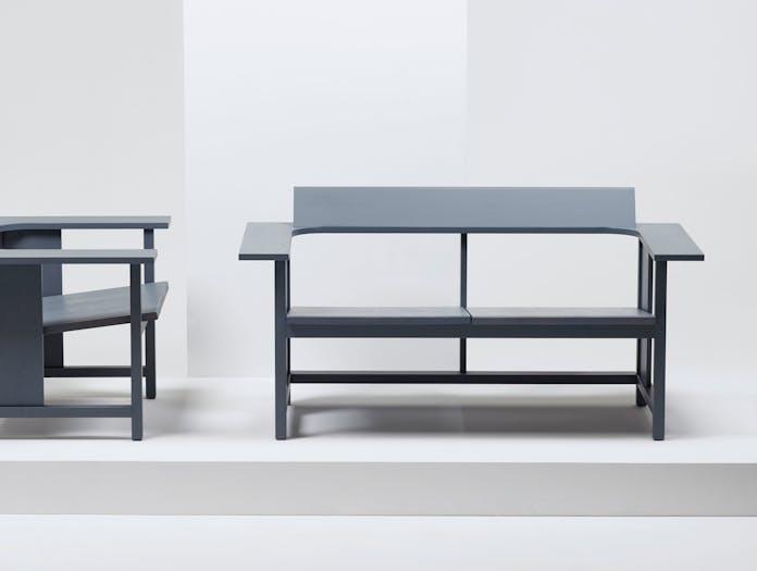 Mattiazzi Clerici Lounge Chairs Grey Konstantin Grcic