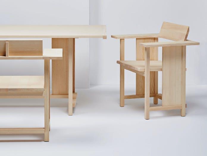 Mattiazzi Clerici Table Chair Konstantin Grcic