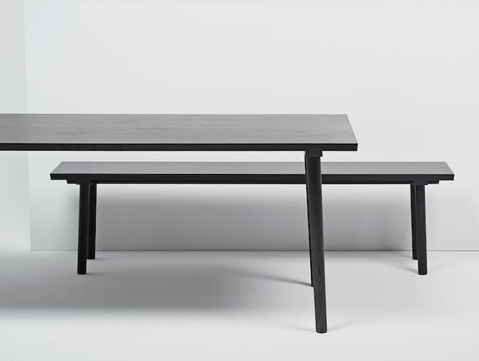 Mattiazzi Facile Table Black Detail Lambl Homburger Meyer