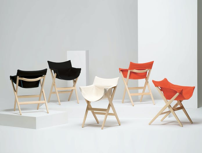 Mattiazzi Fionda Side Chair Group 2 Jasper Morrison