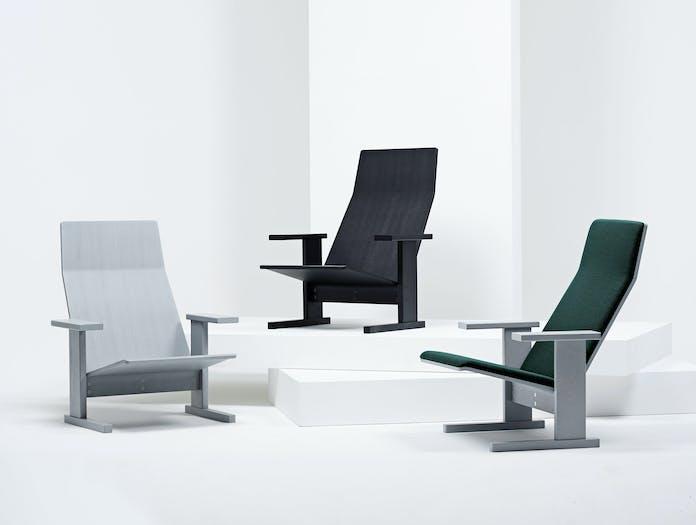 Mattiazzi Quindici Lounge Chairs Ronan Erwan Bouroullec