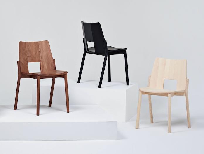 Mattiazzi Tronco Chairs 2 Industrial Facility