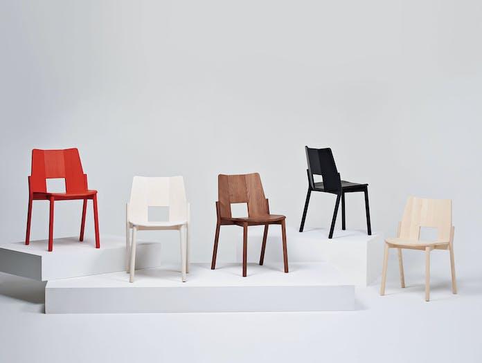 Mattiazzi Tronco Chairs Industrial Facility