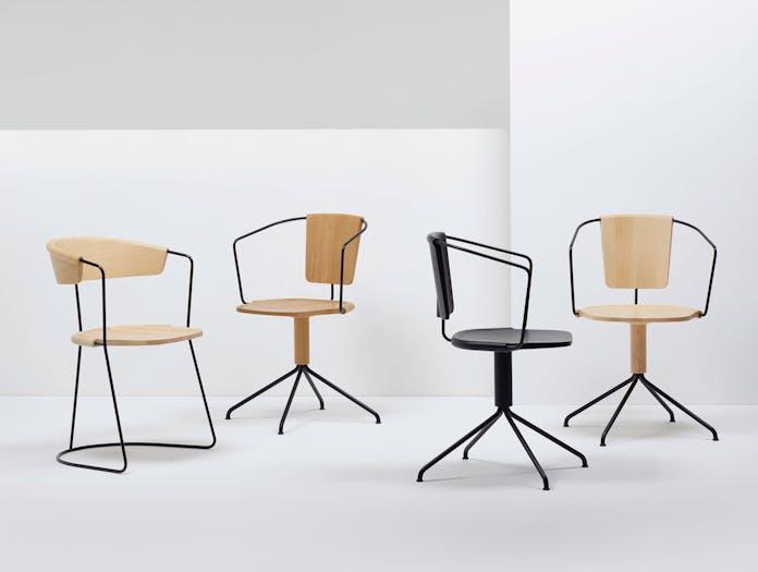 Mattiazzi Uncino Chairs Ronan Erwan Bouroullec