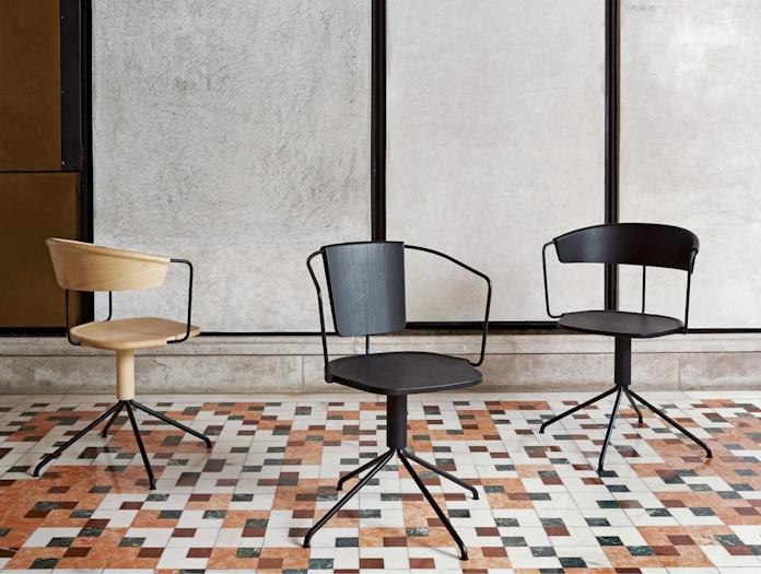 Mattiazzi Uncino Chairs Venice Ronan Erwan Bouroullec