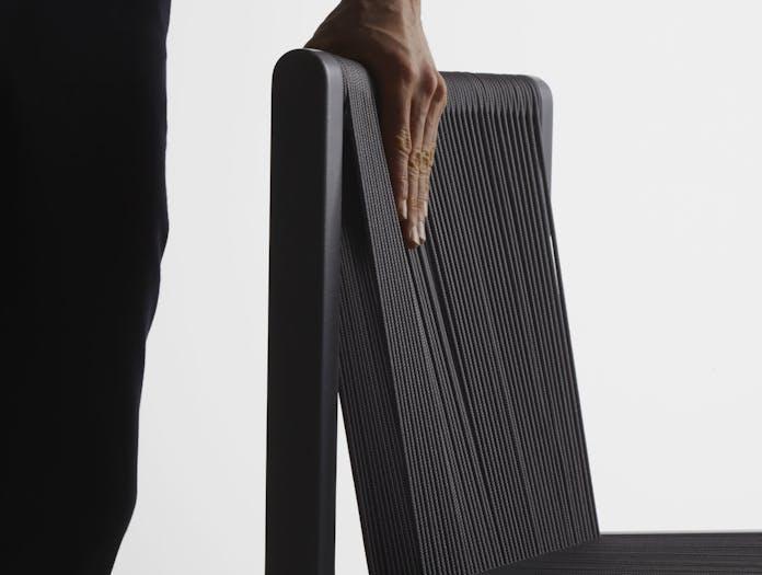 Mattiazzi filo chair black cu