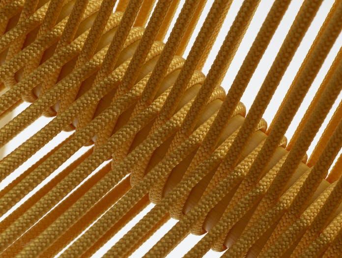 Mattiazzi filo chair yellow cu 2