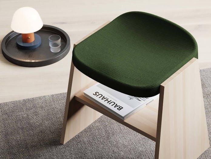 Mattiazzi fronda soft stool ls