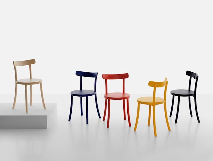Mattiazzi zampa chair collection