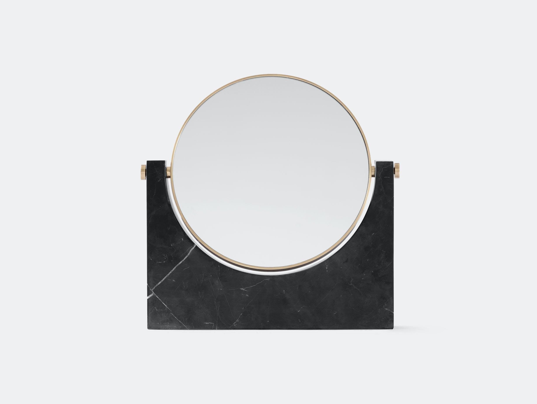 Menu Pepe Marble Mirror Black Studiopepe