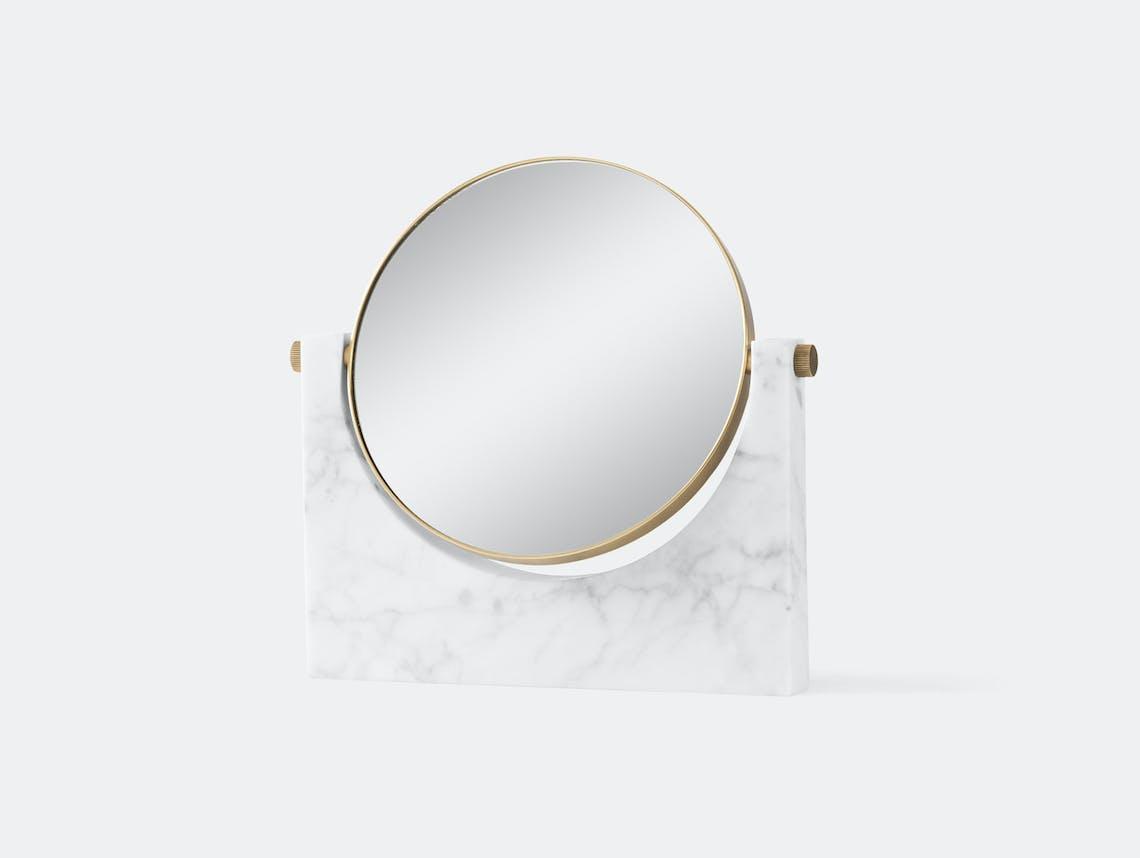 Menu Pepe Marble Mirror White Studiopepe