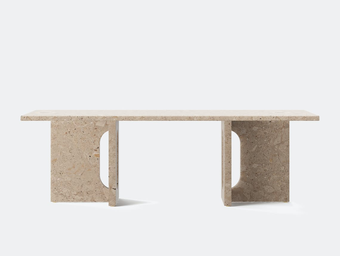 Menu androgyne lounge table breccia front