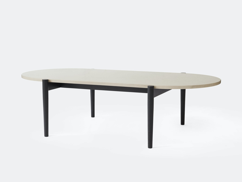 Menu septembre lounge table azul marble side